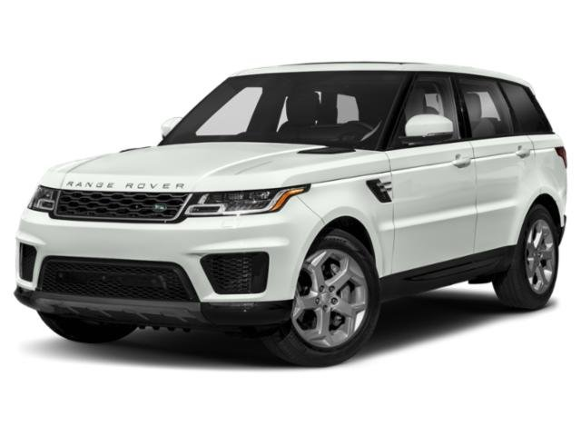 New 2020 Land Rover Range Rover Sport SE