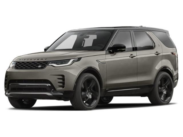 New 2021 Land Rover Discovery S R-Dynamic With Navigation & 4WD