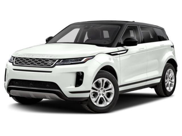 New 2021 Land Rover Range Rover Evoque SE