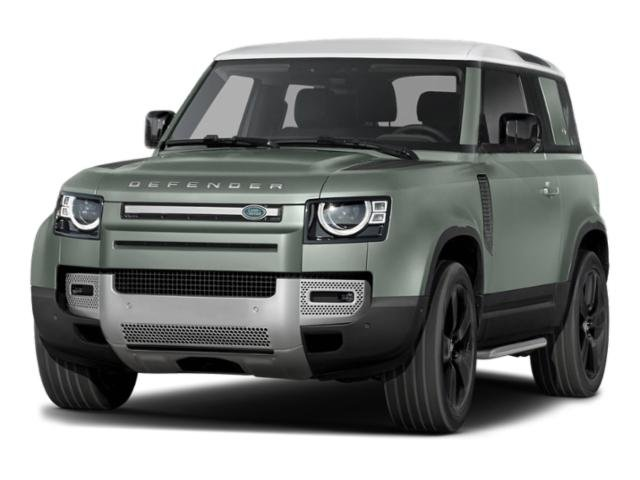 New 2021 Land Rover Defender X
