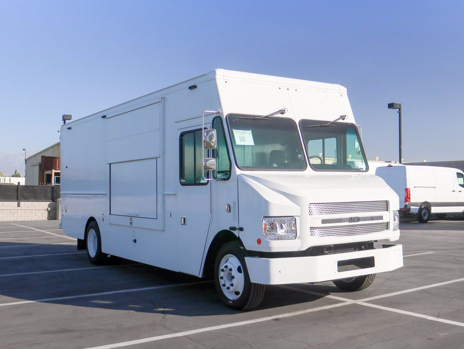 Pre-Owned 2020 FREIGHTLINER MT55 *Specialized-Utility-Vehicle*