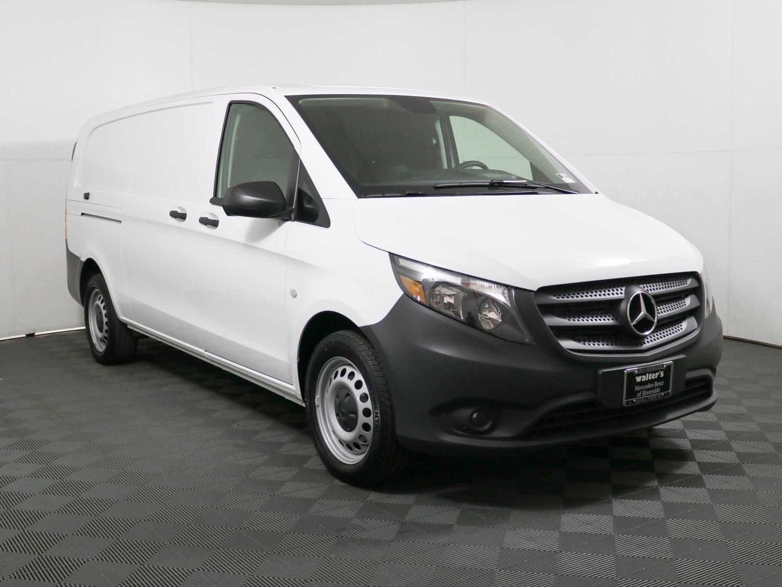 New 2020 Mercedes-Benz Metris Cargo Van