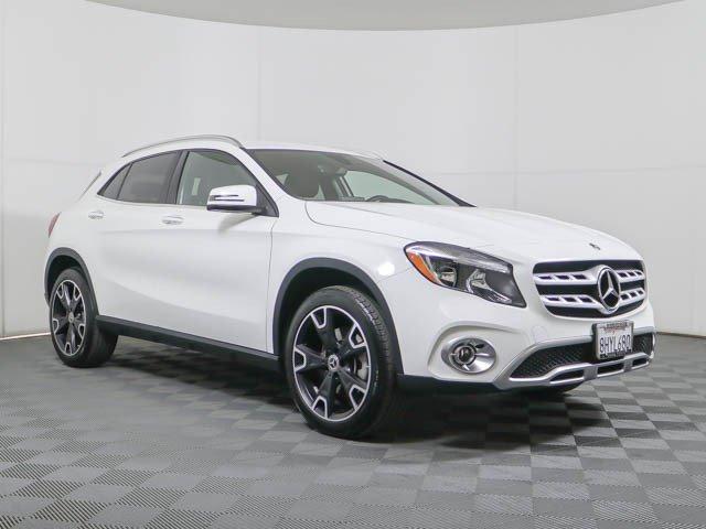 Pre-Owned 2019 Mercedes-Benz GLA 250 GLA 250