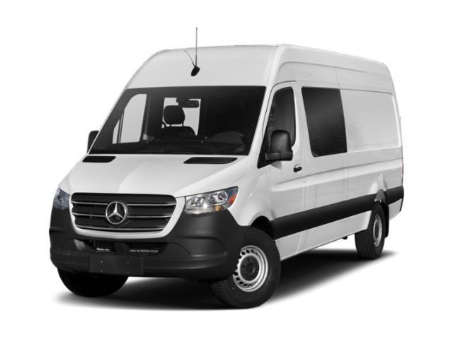 New 2020 Mercedes-Benz Sprinter Crew Van