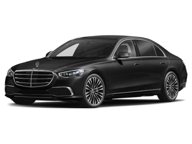 New 2021 Mercedes-Benz S-Class S 580