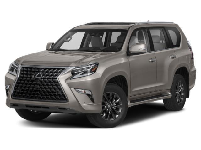 New 2021 Lexus GX GX 460