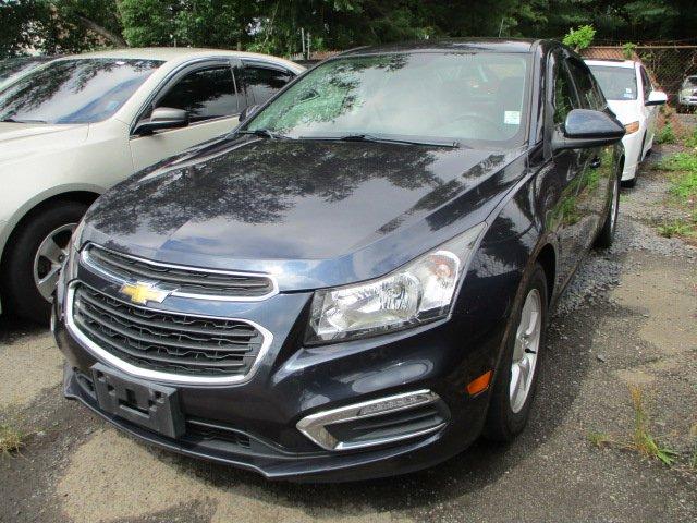 Pre-Owned 2015 Chevrolet Cruze LT