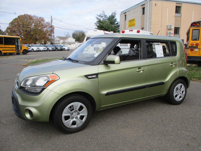 Pre-Owned 2012 Kia Soul Base