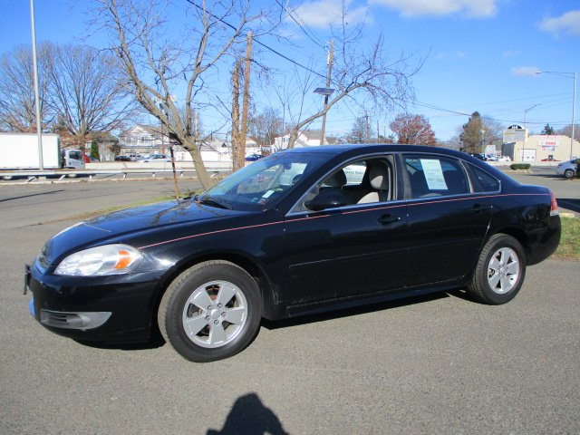 Pre-Owned 2011 Chevrolet Impala LT Fleet