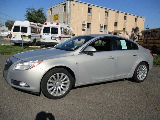 Pre-Owned 2011 Buick Regal CXL RL6