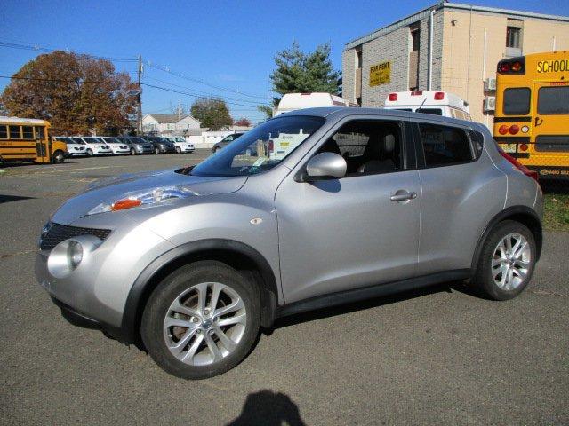 Pre-Owned 2012 Nissan JUKE SL