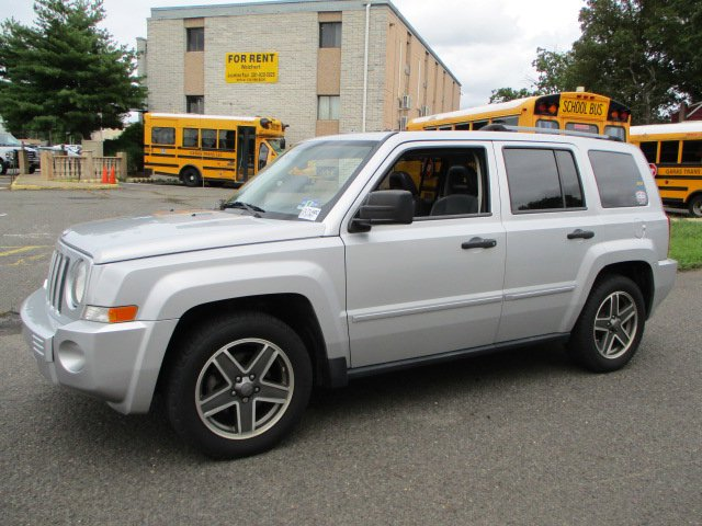 Pre-Owned 2008 Jeep Patriot Limited