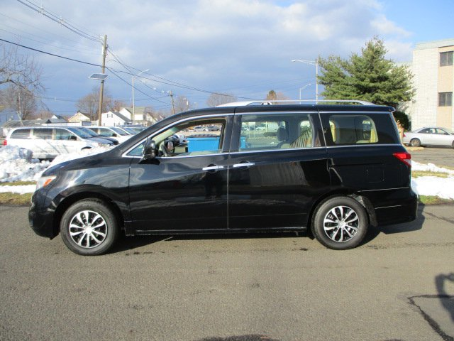 Pre-Owned 2013 Nissan Quest SV