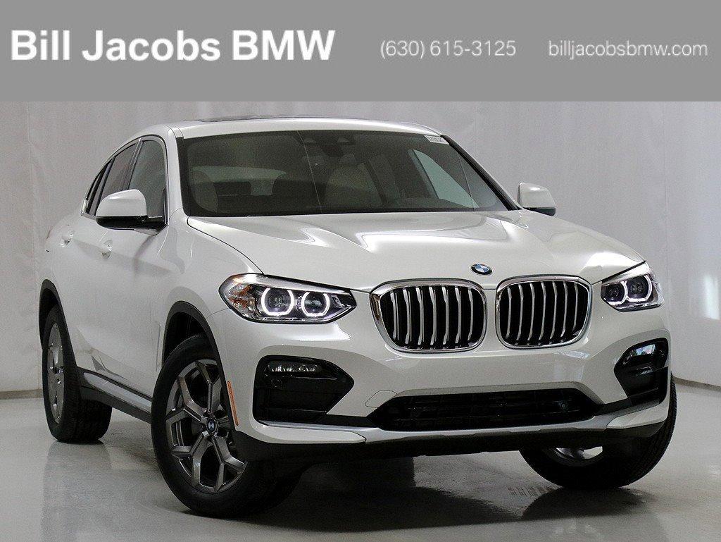 New 2020 BMW X4 xDrive30i