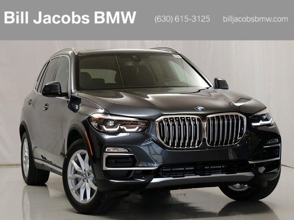 New 2019 BMW X5 xDrive40i