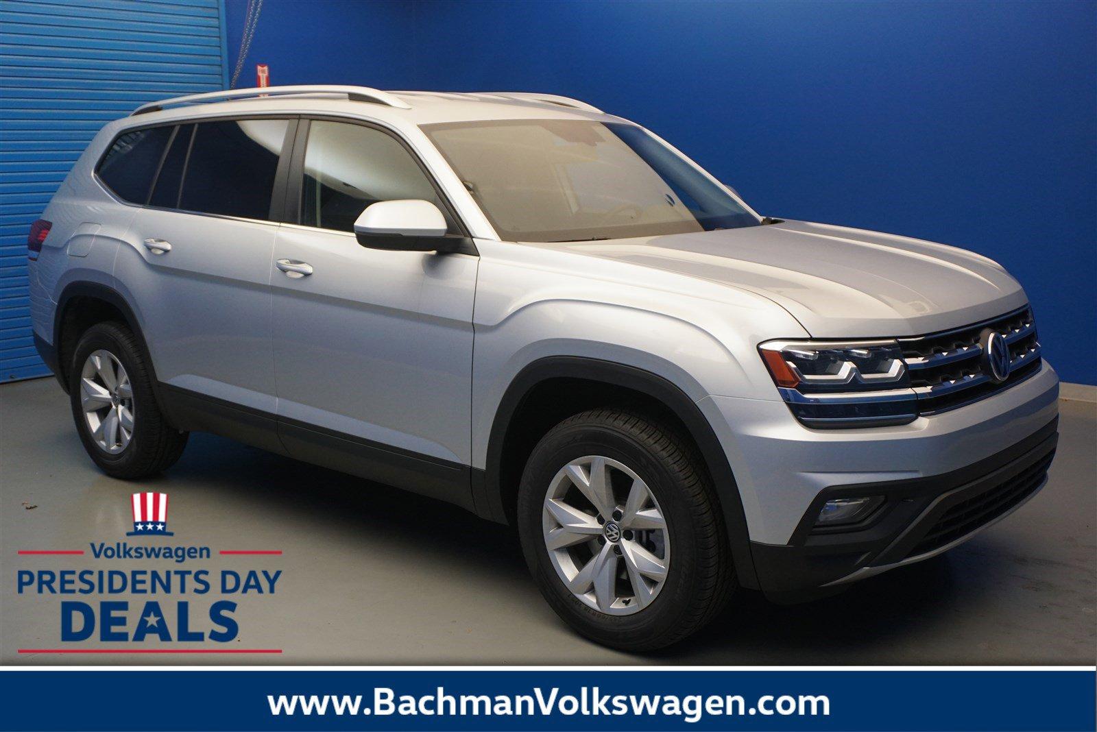 New 2019 Volkswagen Atlas 3.6L V6 SE