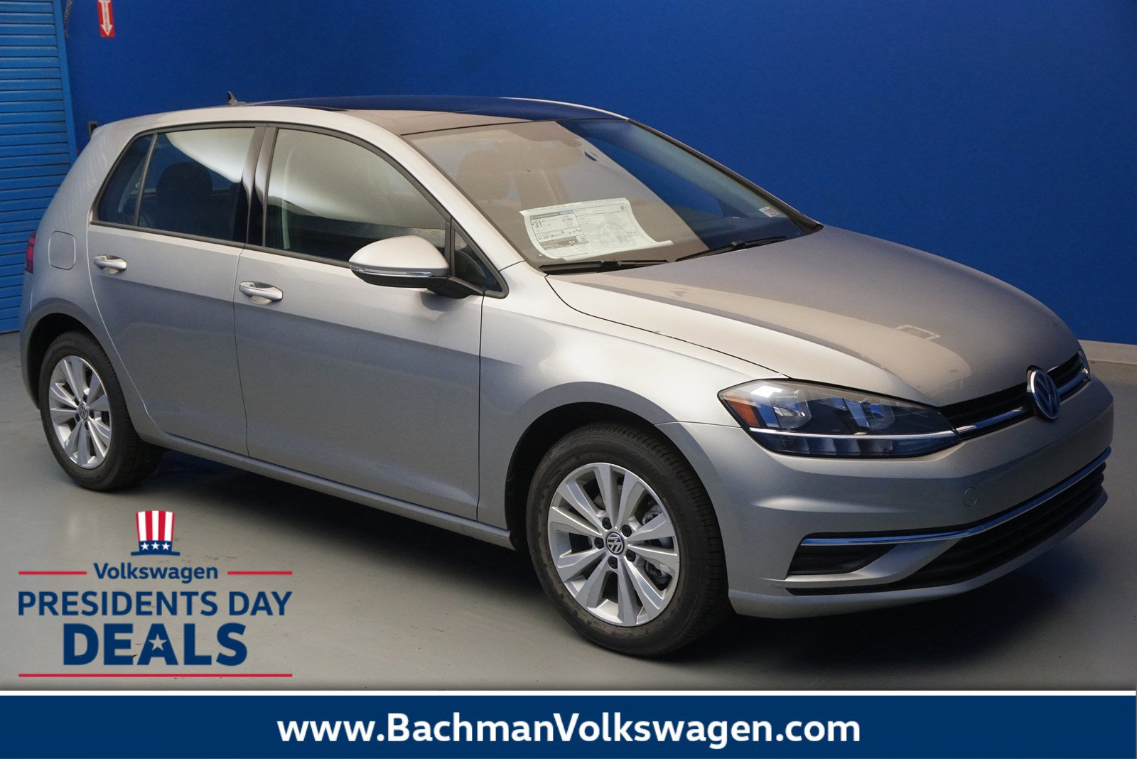 New 2020 Volkswagen Golf TSI