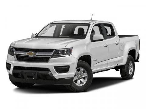 Pre-Owned 2017 Chevrolet Colorado 4WD WT