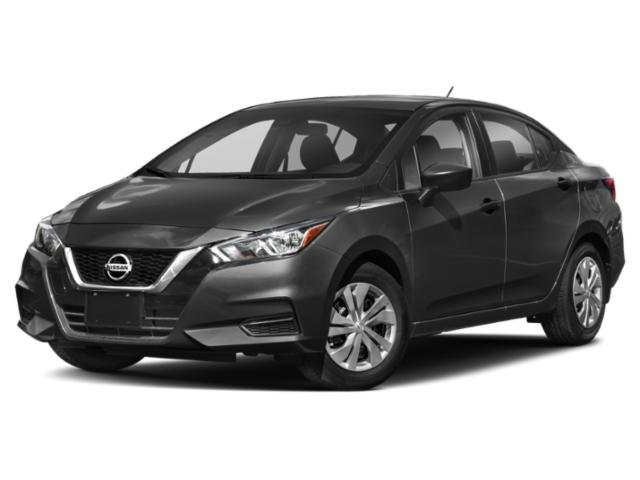 New 2020 Nissan Versa 1.6 SV