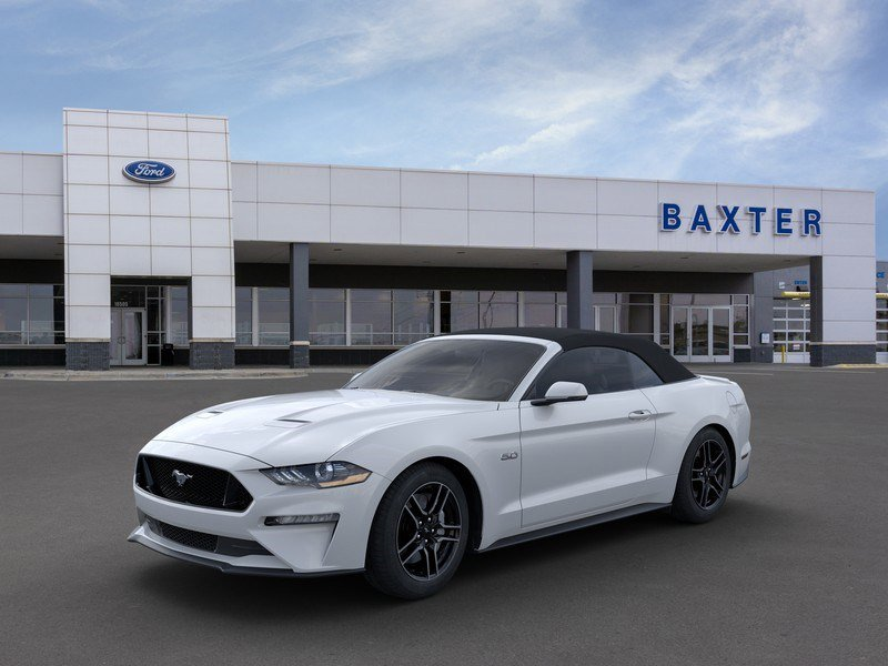 New 2019 Ford Mustang Convertible GT Premium