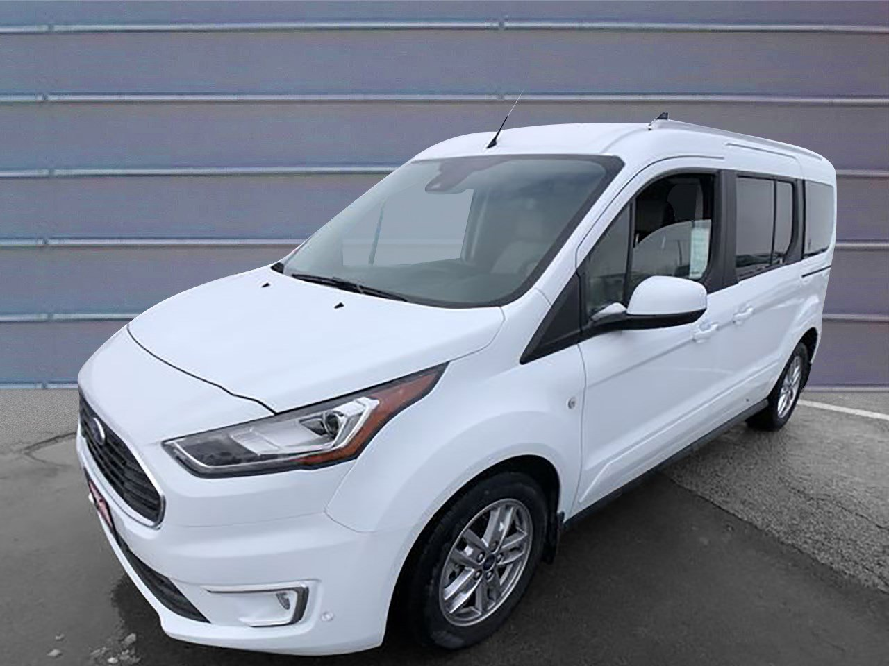 New 2019 Ford Transit Connect Passenger Titanium