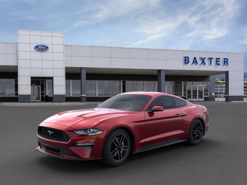 New 2019 Ford Mustang Fastback Ecoboost Premium