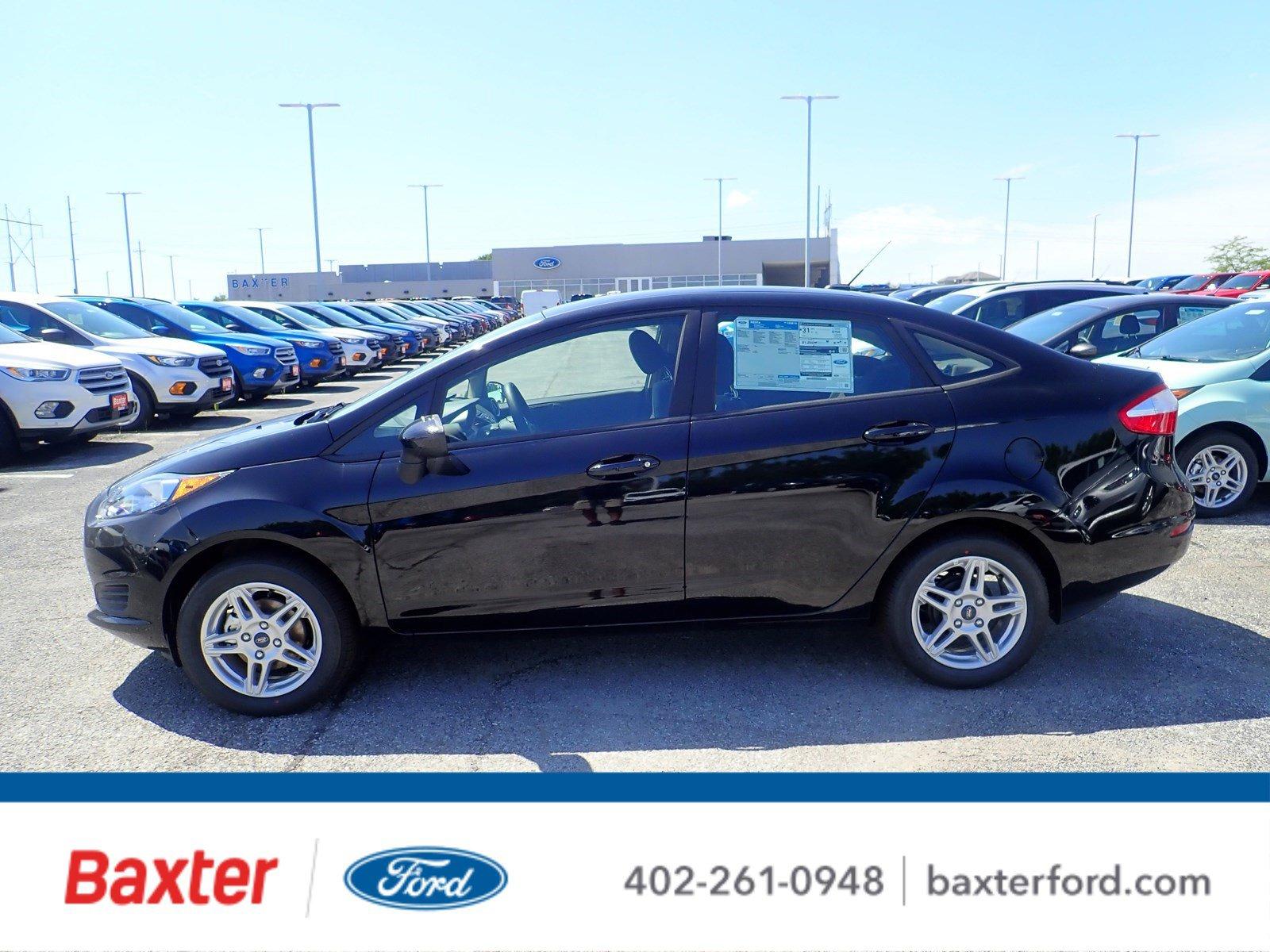 New 2019 Ford Fiesta SE