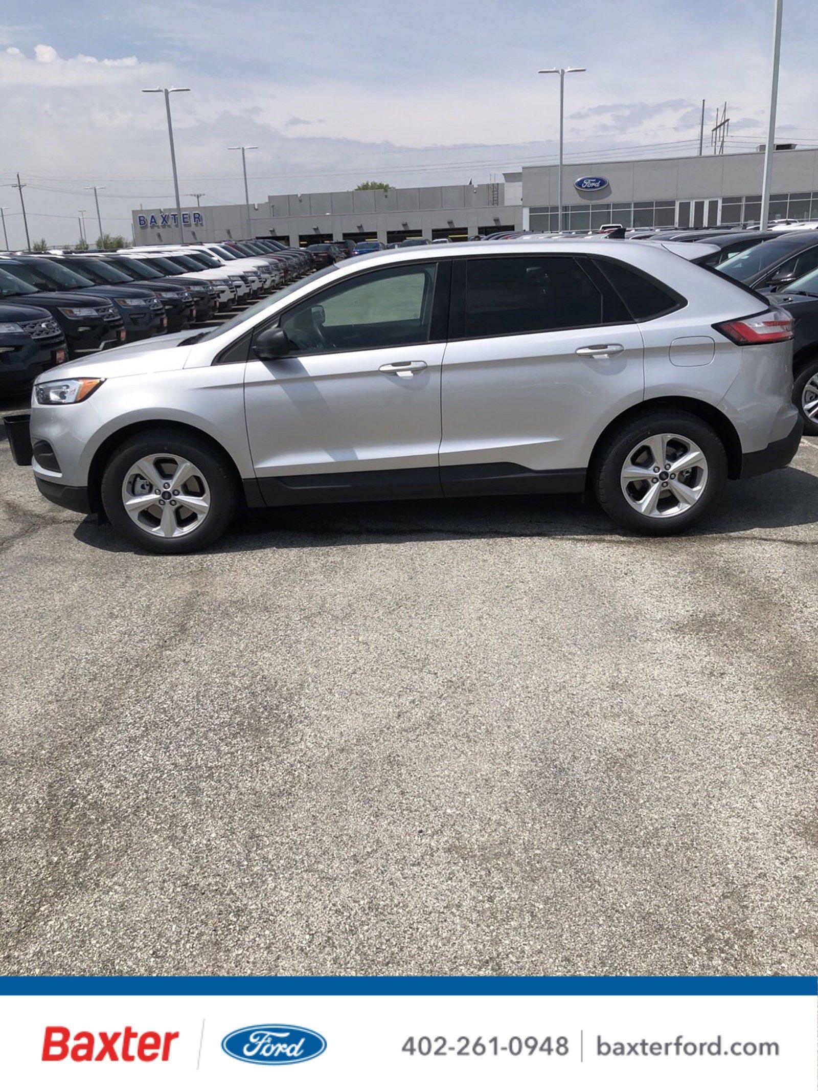 New 2019 Ford Edge SE