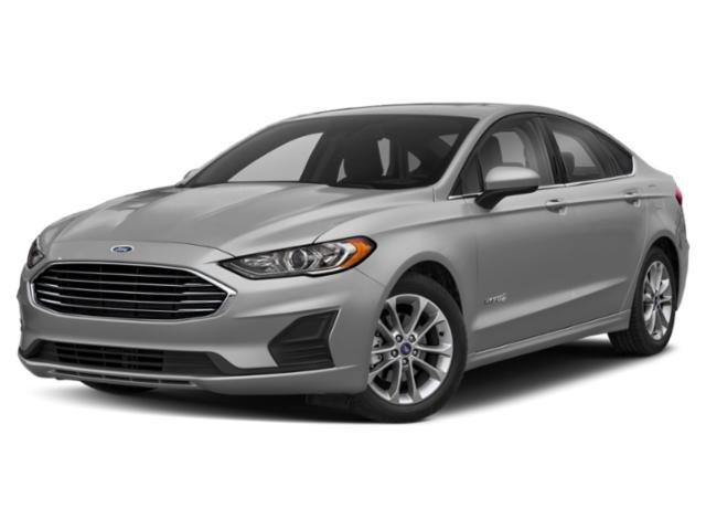 New 2019 Ford Fusion Hybrid SE