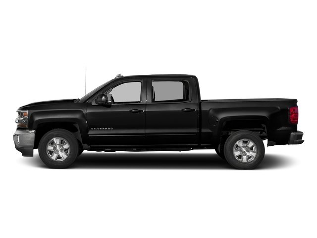 Pre Owned 2017 Chevrolet Silverado 1500 Lt Crew Cab Pickup In Omaha