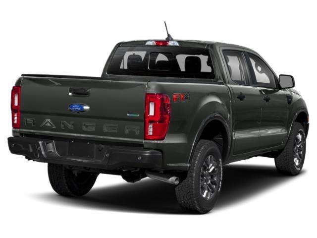 New 2019 Ford Ranger XLT 4WD SuperCrew 5' Box