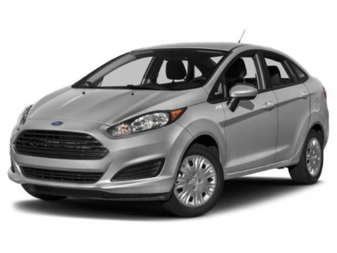 New 2019 Ford Fiesta S