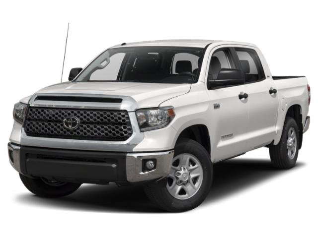 Pre-Owned 2018 Toyota Tundra 4WD SR5 CrewMax 5.5' Bed 5.7L FFV (Natl)