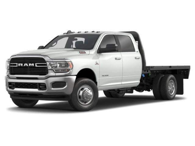 New 2019 RAM 3500 Chassis Cab Tradesman