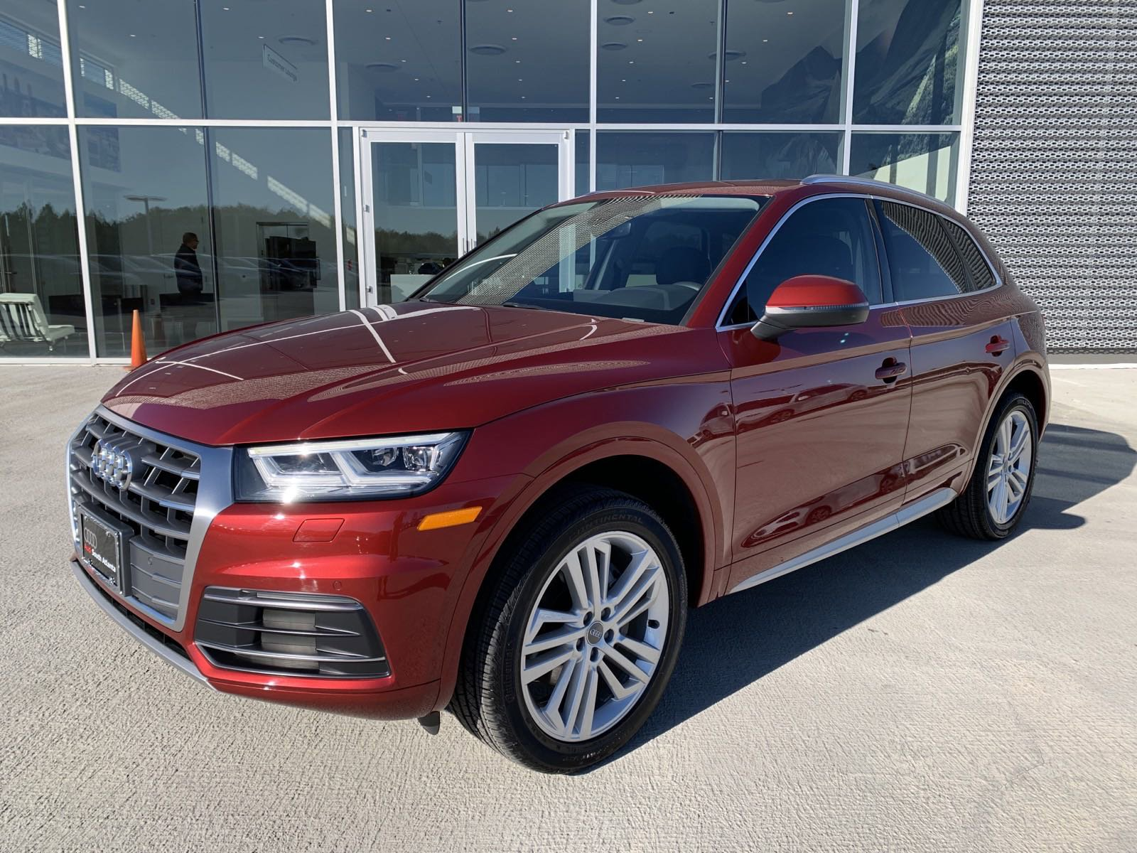 Certified Pre-Owned 2018 Audi Q5 Tech Premium Plus