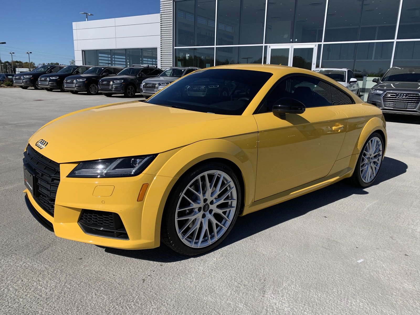 Certified Pre-Owned 2017 Audi TTS 2.0T