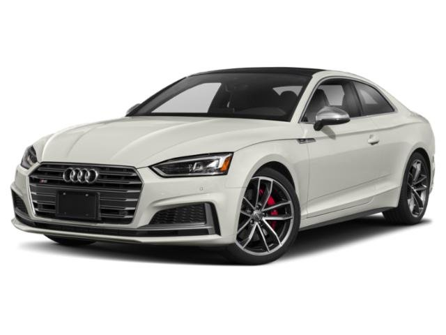 Certified Pre-Owned 2018 Audi S5 Coupe Prestige