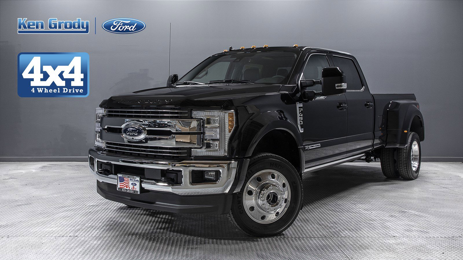 New 2019 Ford Super Duty F-450 DRW LARIAT