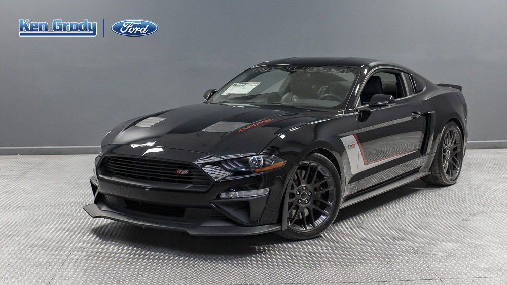 New 2019 Ford Mustang ROUSH