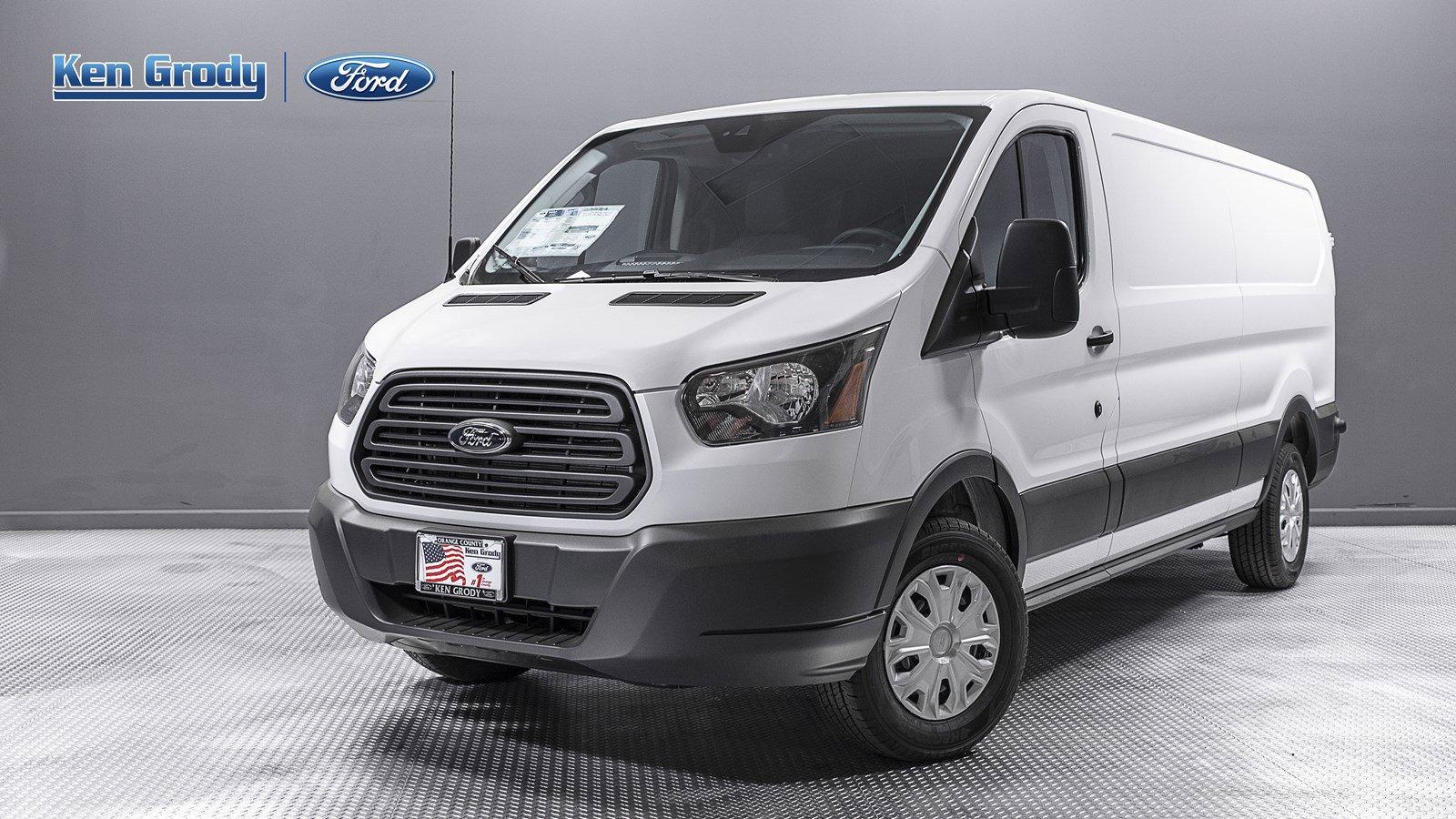 New 2019 Ford Transit Van XL
