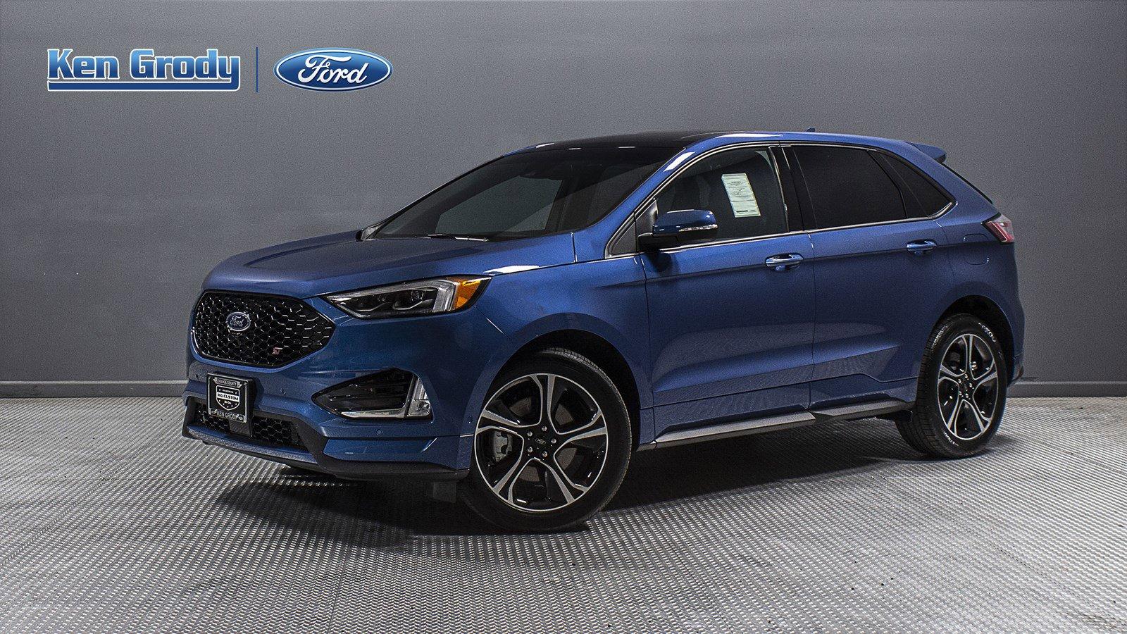 New 2019 Ford Edge ST