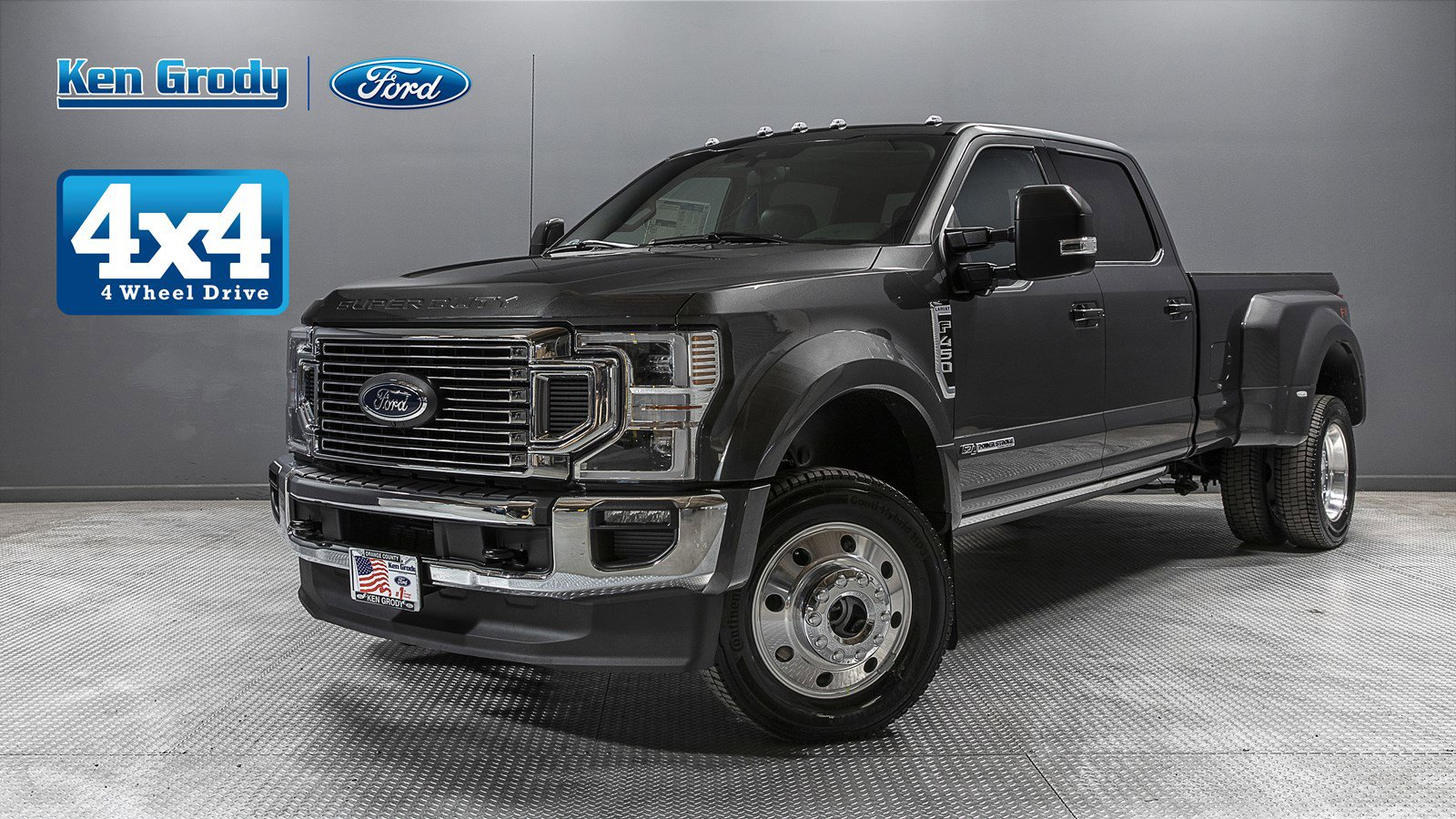 New 2020 Ford Super Duty F-450 DRW LARIAT