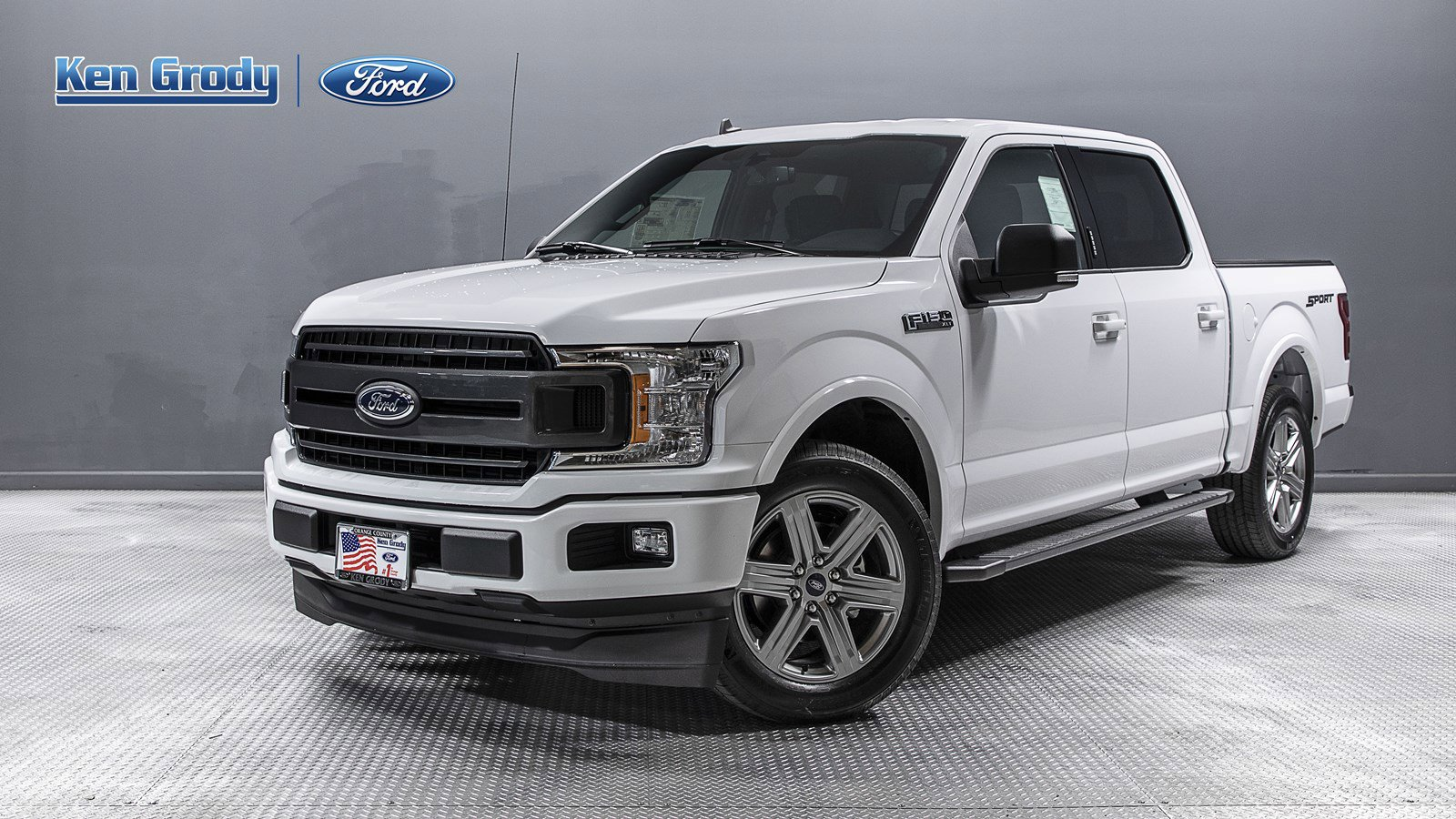 F150 Supercrew Cab >> New 2019 Ford F 150 Xlt Rwd Crew Cab Pickup