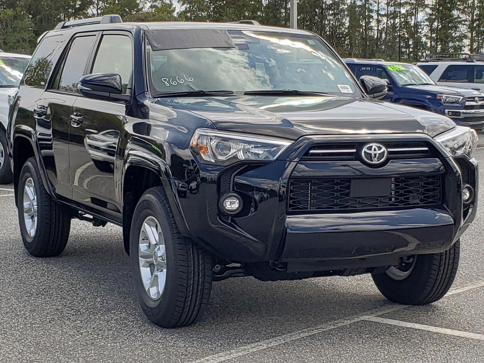 New 2021 Toyota 4runner Sr5 Premium 4 In Orlando 1860023 Toyota Of Orlando