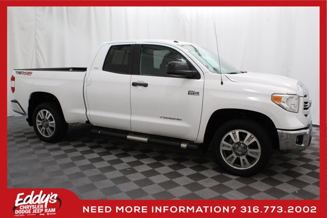 Pre-Owned 2016 Toyota Tundra 4WD Truck Crew Cab SR 4x4