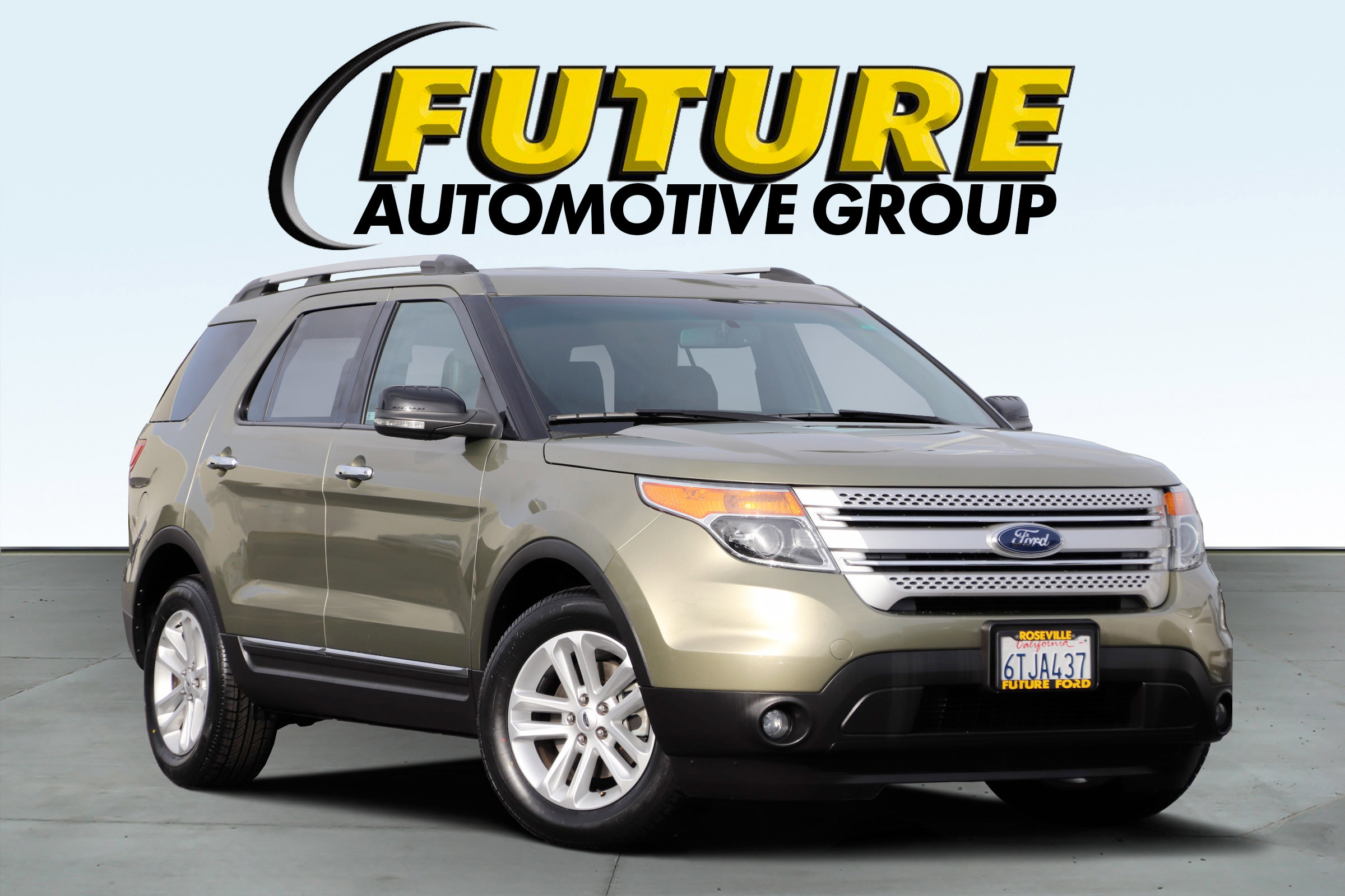 Pre-Owned 2012 Ford Explorer XLT