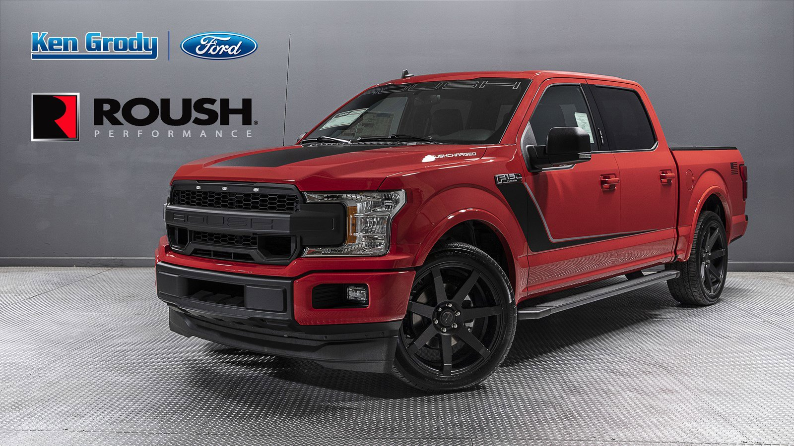 New 2019 Ford F-150 ROUSH NIGHTMARE