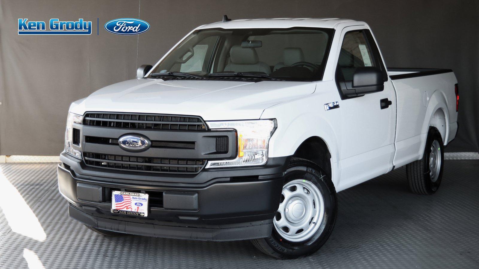 New 2020 Ford F-150 XL