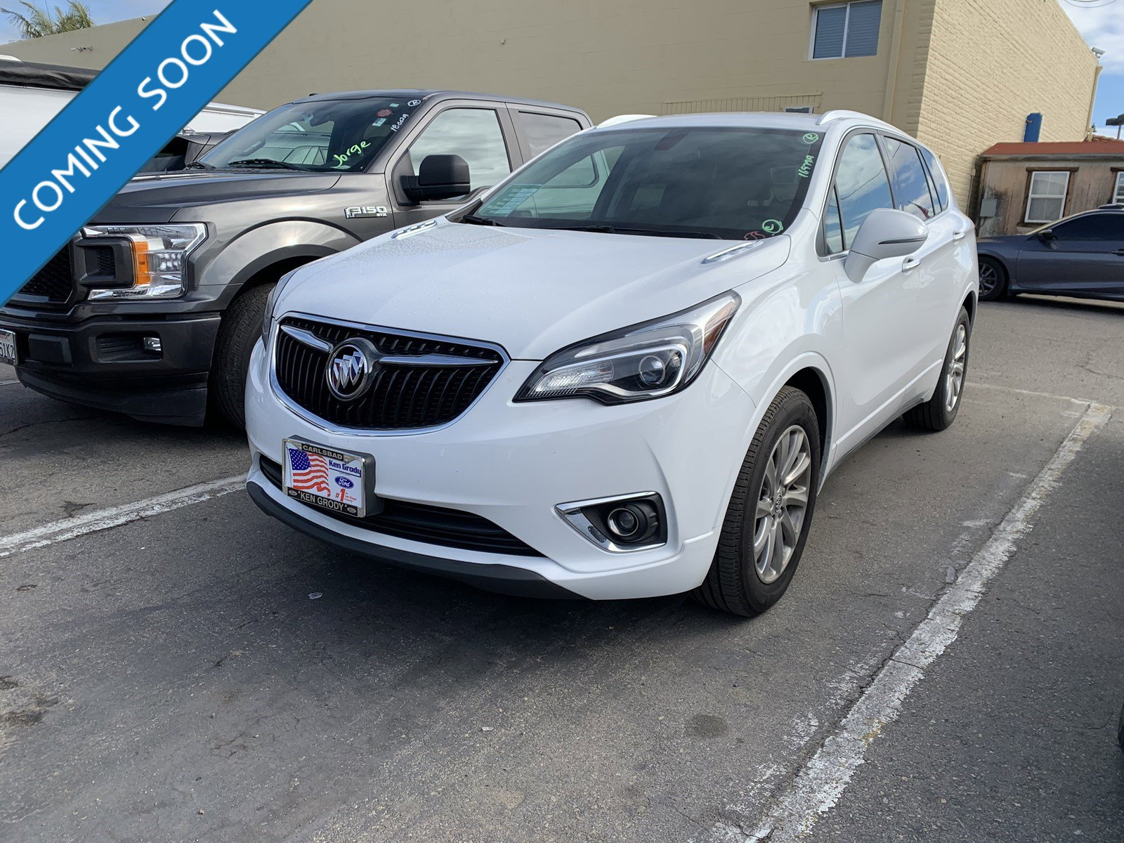 Used Buick Envision Carlsbad Ca