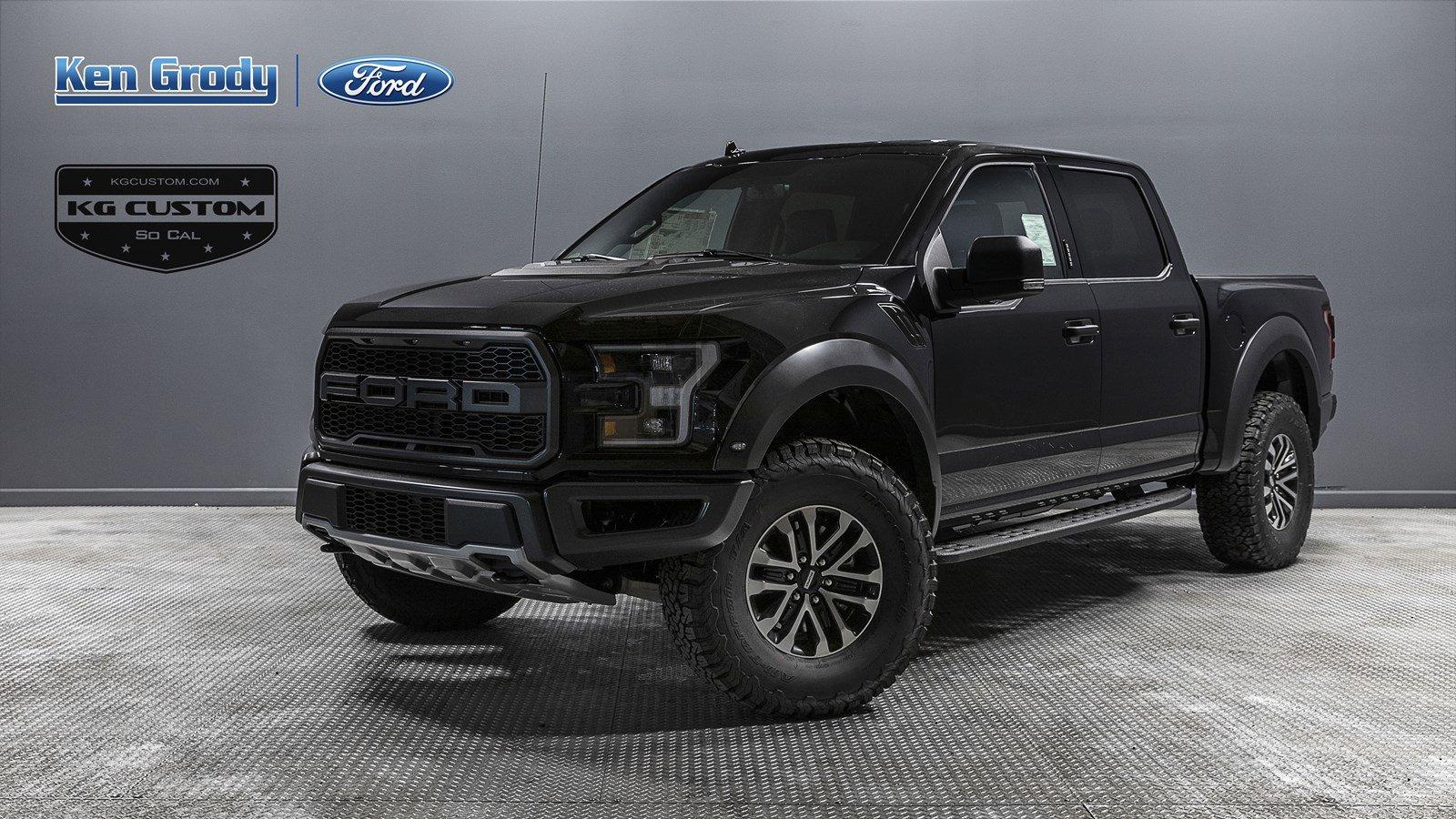 New 2019 Ford F-150 Raptor